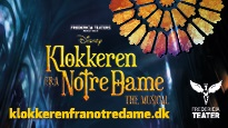 Disneys KLOKKEREN FRA NOTRÉ DAME – The Musical
