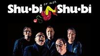 Plakat for koncerten Shu-bi or not Shu-bi