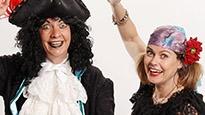 Plakat for koncerten Palle Pirat