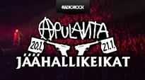 Radio Rock ylpeänä esittää: Apulanta Jäähallikeikat