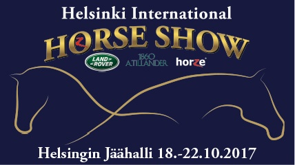 Horse Show 2017: Finland Finals & International Welcome