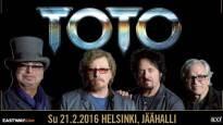 Toto - An Evening With Toto | Jäähalli, Helsingin jäähalli