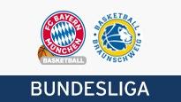 FC Bayern Basketball vs. WALTER Tigers Tübingen