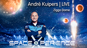 André Kuipers - SpaceXperience LIVE