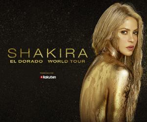 Shakira - 300x250