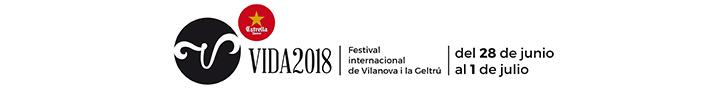 Vida Festival - 728x90