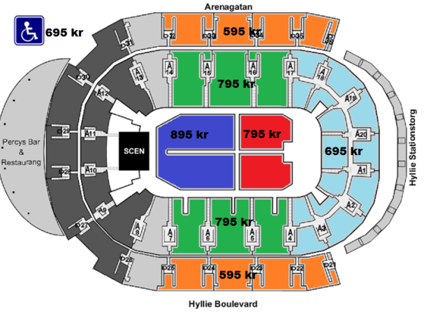 Biljetter Till Skifs Vs K Rberg 50 R Senare 2017 01 13