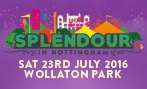 Splendour tickets