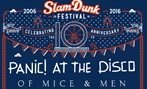 Slam Dunk tickets