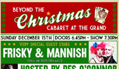 Beyond the Christmas Cabaret
