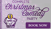 Christmas Comedy Party