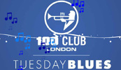 London 100 Club Tuesday Blues Christmas Party