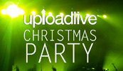 The Upload Live Christmas Party