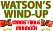 Watson's Wind-Up Xmas Cracker
