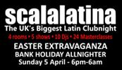 The Scalalatina Bank Holiday All-Nighter