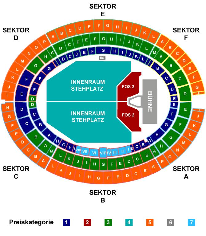 Ernst Happel Stadion Vienna Tickets Schedule Seating Chart