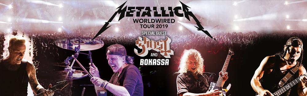 Metallica Tickets   Ticketmaster