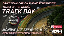 Track Day - Total 24 Hours of Spa