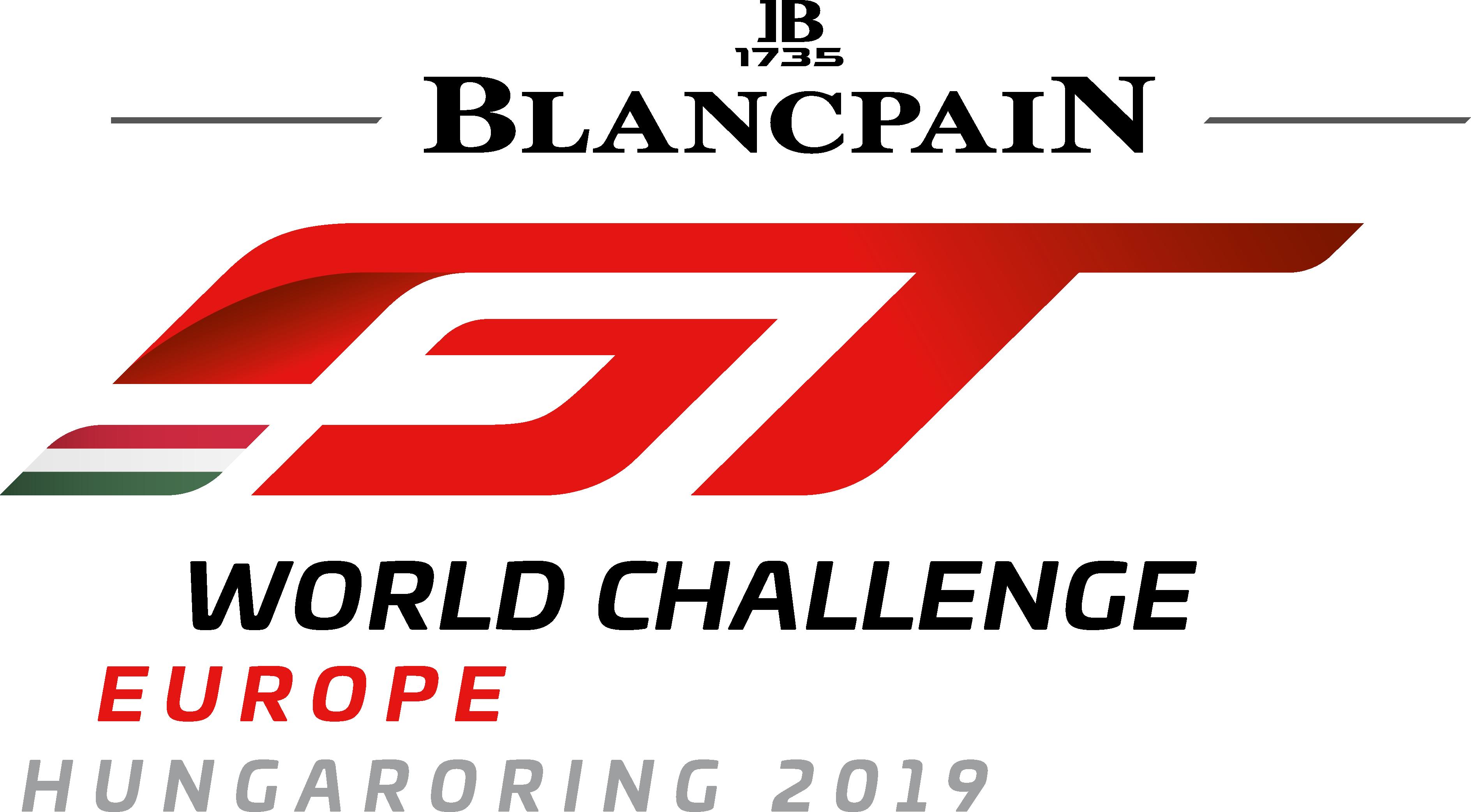 Blancpain GT World Challenge Europe - BUDAPEST