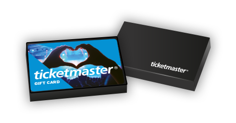 Ticketmaster gift cards gift cards for business reheart Gallery