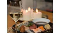 Sushi og vin - kun for kvinder