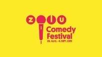 Turpasdag - ZULU Comedy Festival