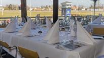 2-retters menu i Lundens VIP-lounge