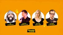 Komediafestivaali On The Road: Jahangiri, Saariluoma, Salminen..