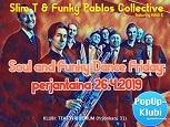 Slim T & Funky Pablos PopUp-klubi
