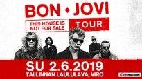 BON JOVI - This House Is Not For Sale - VIP PAKETIT