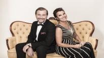 PERUTTU Arja Koriseva ja Hannu Lehtonen - Vie meidät rakkauteen!