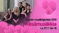 Lemin musiikkijuhlat: Kesämusiikkia