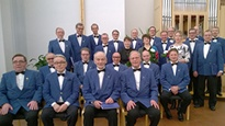 Ylivieskan Mieskuoro 70 vuotta juhlakonsertti SIIRRETTY