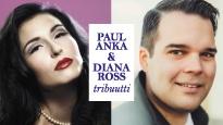Paul Anka & Diana Ross tribuutti