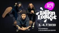 Kajaani Fest – Lammen Loiskeet - Perjantai