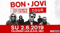 BON JOVI - This House is Not For Sale