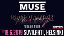 MUSE: Simulation Theory Tour  - VIP-paketit