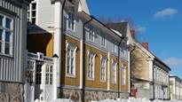 Kokkolan Talviharmonikka. Kokkolan Historialliset kodit 1700-luku