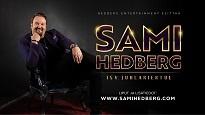 Sami Hedberg 15 v. juhlakiertue K-15