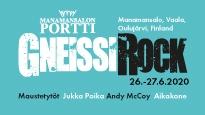 GneissiRock 2020 Perjantai ja Lauantai 2 pv
