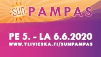 PERUTTU Sun Pampas 2020 LAUANTAI