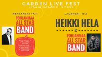 Garden Live Fest 2 pv pe & la