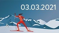 FIS Nordic World Ski Championships 2021 - Cross Country 03.03.