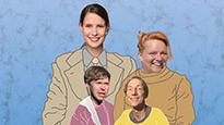 UNSERE FAMILIE - Improtheater zum bizarrsten sozialen Netzwerk