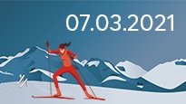 FIS Nordic World Ski Championships 2021 - Cross Country 07.03.