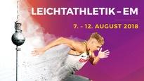 Berlin 2018 Leichtathletik-EM – Business Seats Abend Session