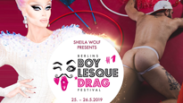 1. Boylesque Drag Festival Berlin - Dinner Show Gala