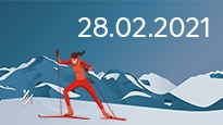 FIS Nordic World Ski Championships 2021 - Cross Country 28.02.