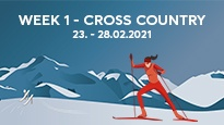 FIS Nordic WSC 2021 - Week 1 | Cross Country - 23.-28.02.2021