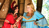 Märchenhaftes Kinderfest